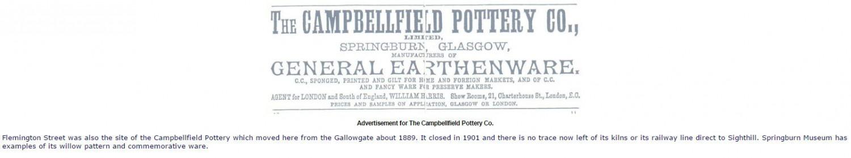 Campbellfield Pottery