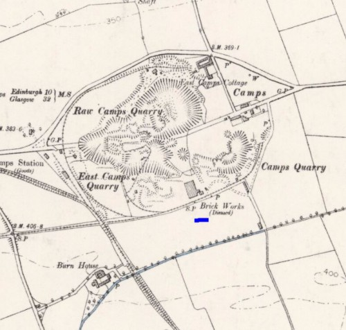 Camps brickworks 1893