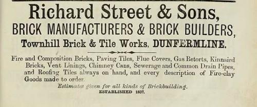 1887 richard street townhill dunfermline