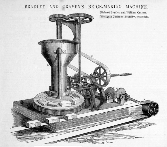 Bradley and Craven 1858