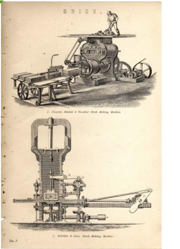 1881 Ralston & Sons Machine Mackenzie