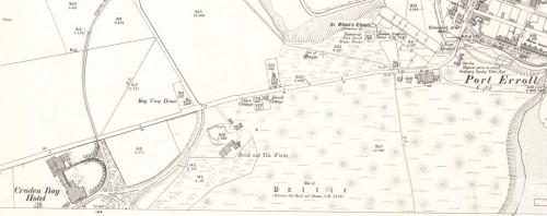 1899 Cruden Bay Brick & Tileworks