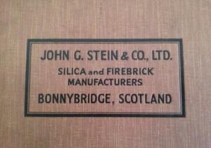 Stein 1932 catalogue