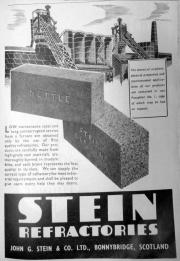 Stein refractory advert 1