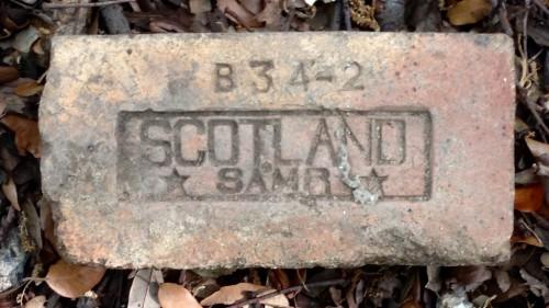 B34 - 2 Scotland * SAMR *