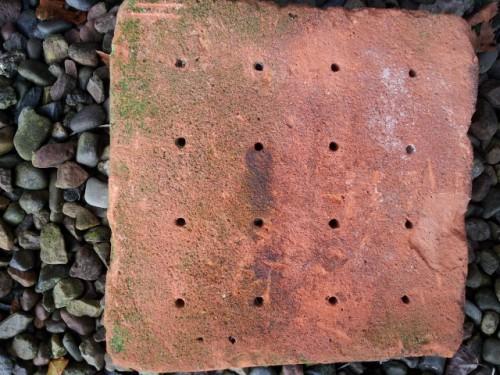 Terracotta floor tile ESHOTT