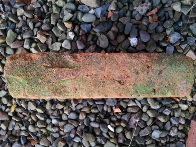 Terracotta floor tile