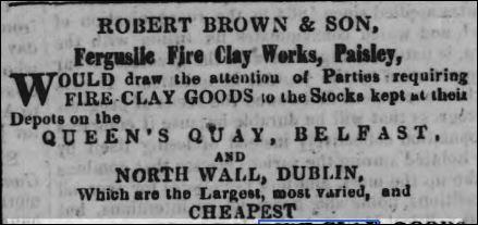 robert-brown-ferguslie-advert-ireland