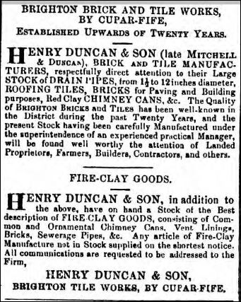 1867-advert-henry-duncan-and-sons-brighton-brick-and-tile-works