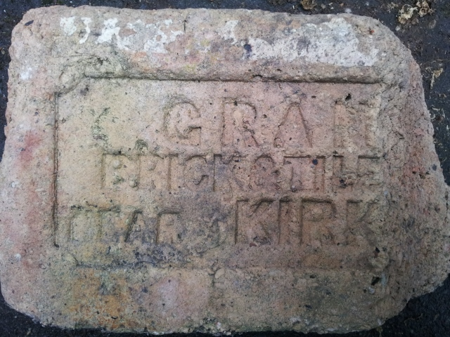 Gran? Brick and Tile (Works) Near Kirk?