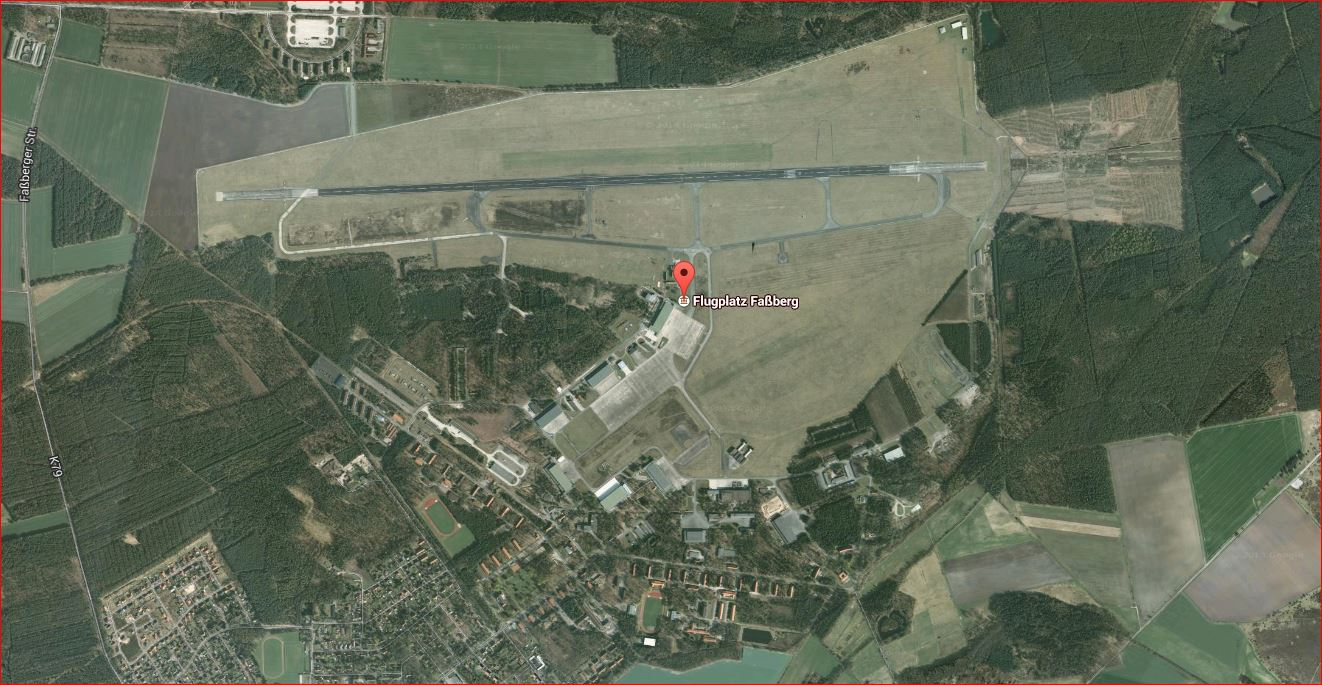Fassberg Airbase, Germany