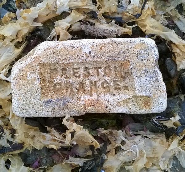 Preston Grange Brick Found in Iceland