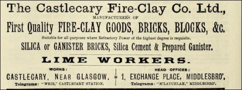 1896-advert-castlecary-fire-clay-works