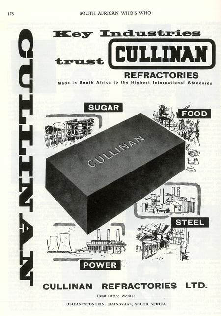Cullinan Advert