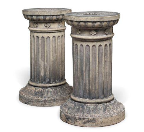Garnkirk pedestals