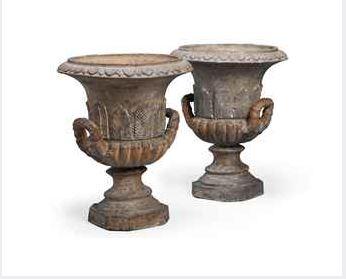 Garnkirk urns