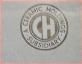 ceramic holdings subsidiary