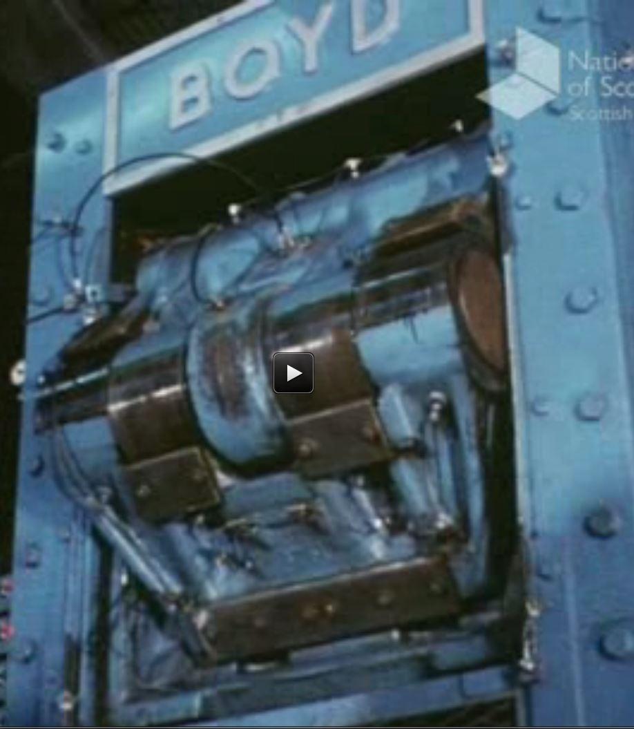 Boyd brick press