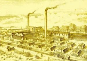Cleghorn brickworks