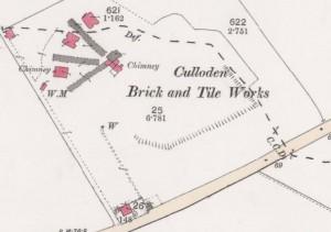 Culloden brickworks