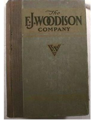 E J Woodison Company catalogue c.1920