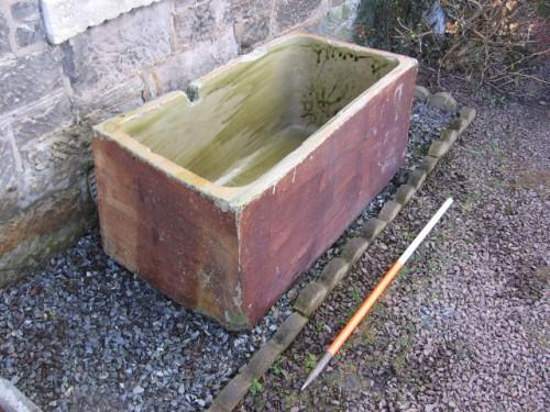 Hurlford trough