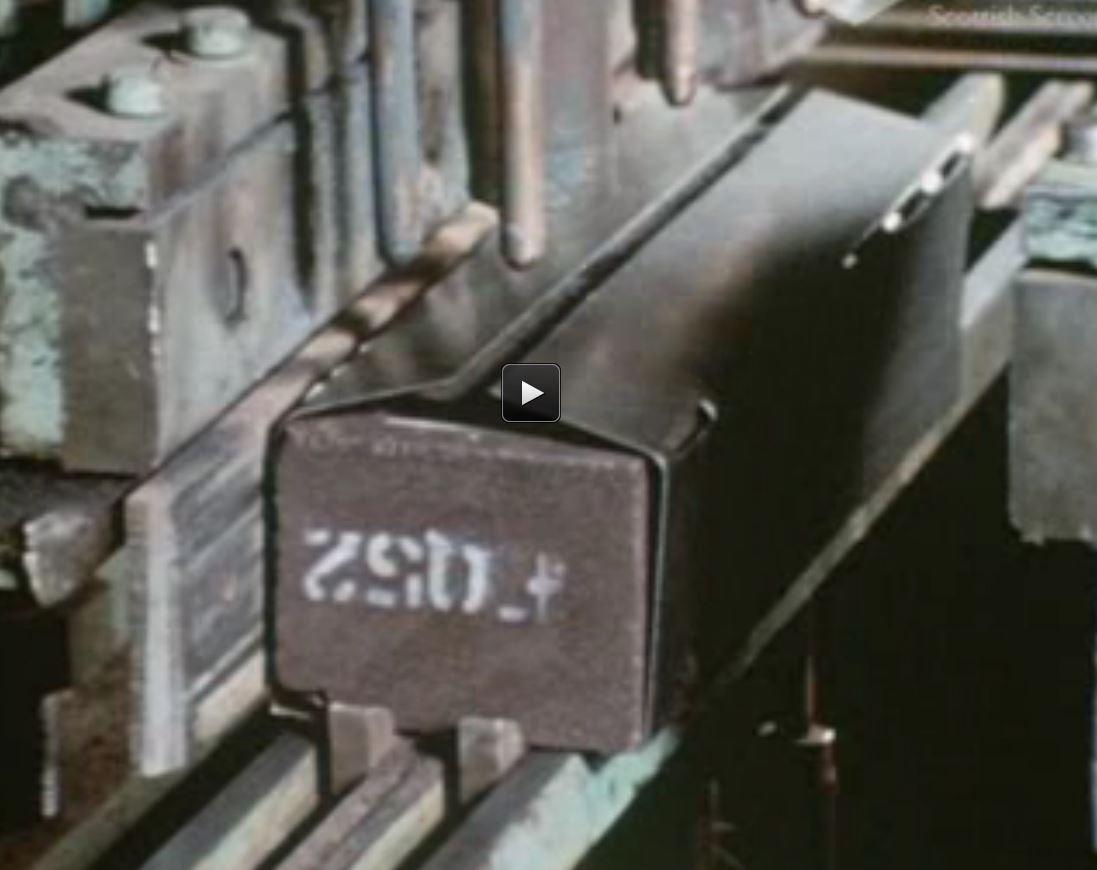 steel clad brick F052