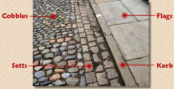 street cobbles