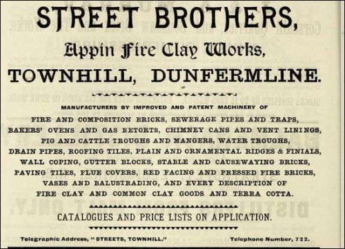 1896-advert-street-brothers-appin-townhill-dunfermline
