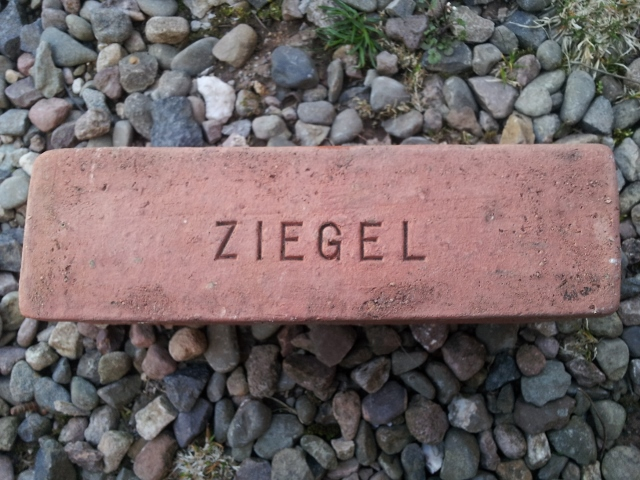 Ladrillo Ziegel Later Brick Paver