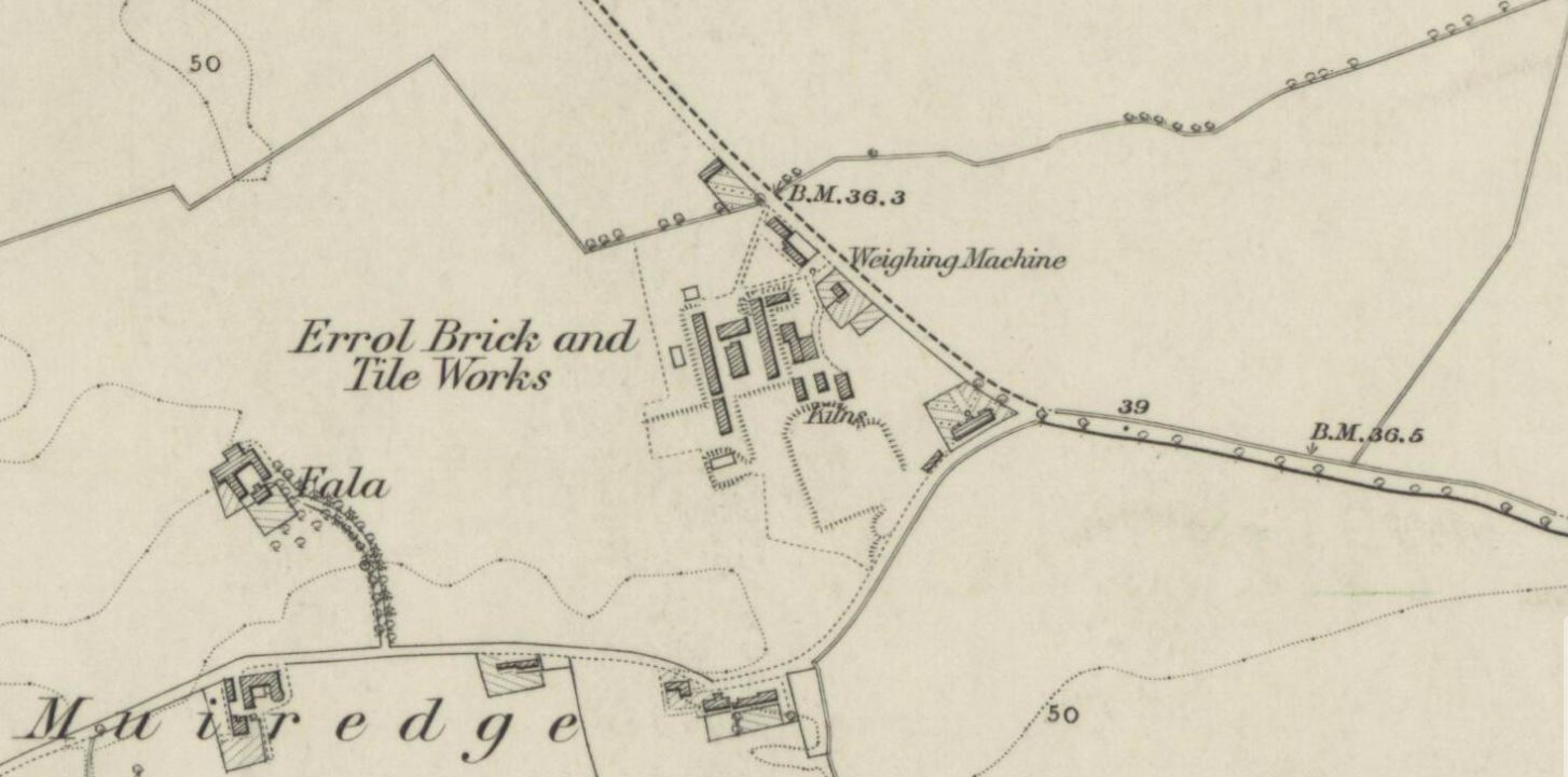 Errol Brick and Tile Works 1861