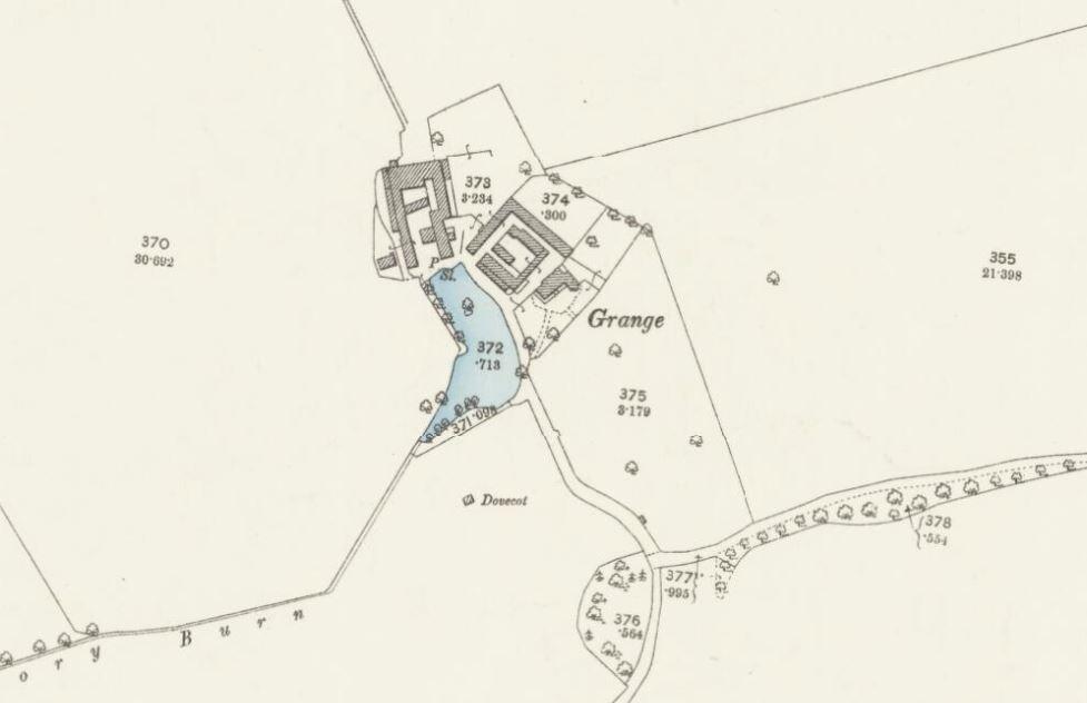 Grange Farm 1895