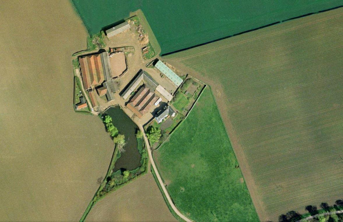 Grange Farm now