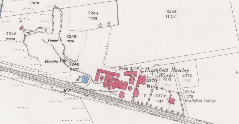 Heathfield 1858