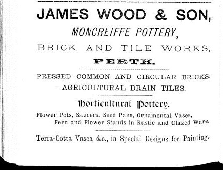 James Wood and Sons Moncrief
