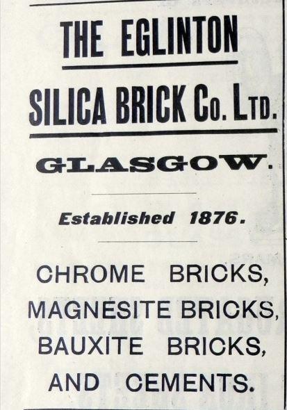 Eglinton Silica Brick Co Ltd