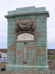 Fishermans monument dunbar