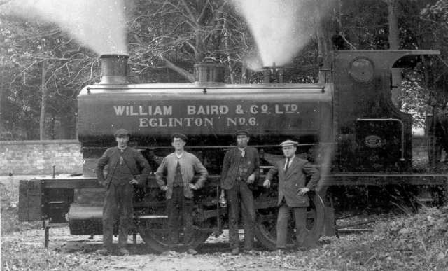 Willam Baird and Co Eglinton Train
