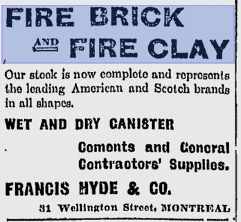 Montreal Scottish Firebrick