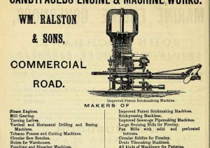 William Ralston & Sons 1873 - 1874