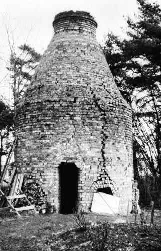 Dunmore pottery kiln