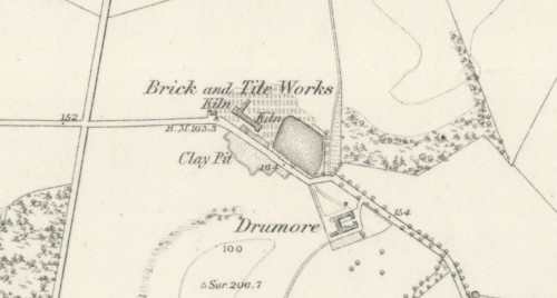 1860 brick and tile works drumore