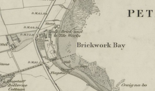 1868 Invernettie brick and tileworks