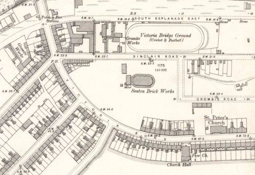 1899 Seaton brick works