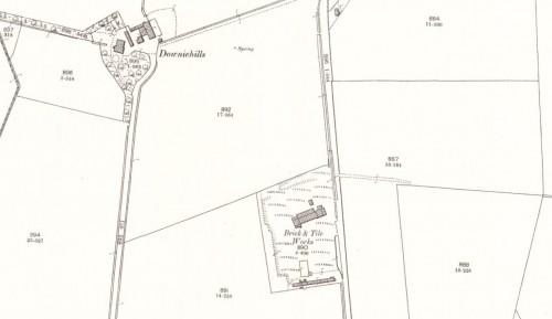 1900 Downiehills brick & tileworks