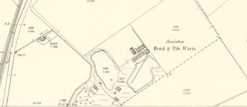 1901 Anniston brickworks