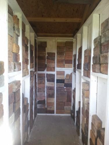 Scottish National brick collection