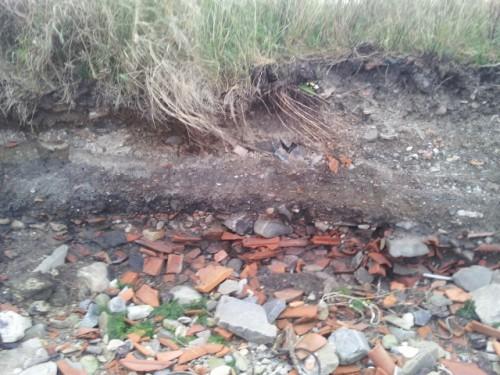 Blackpots Tileworks, Whitehills, Banff