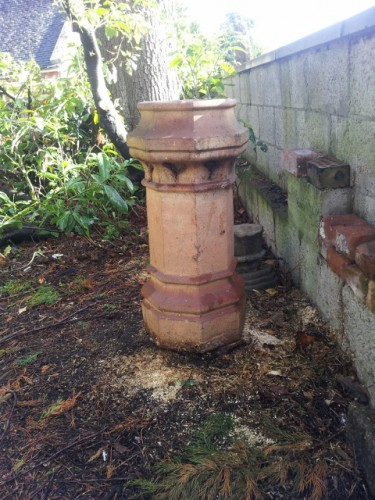Culloden chimney pot?