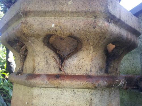 Culloden chimney pot